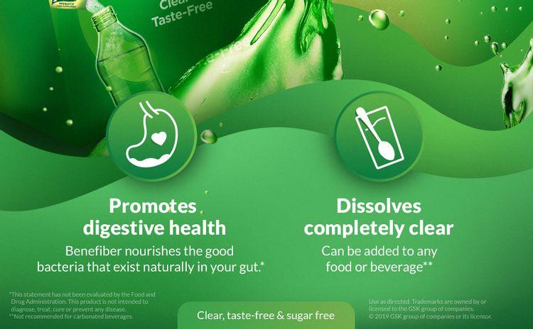 Promotes digestive health.