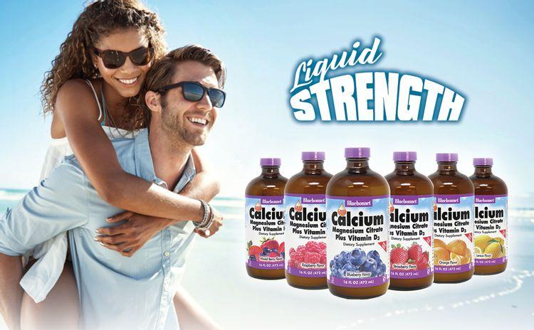 Liquid Calcium Family
