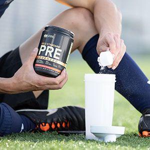 Gold Standard Pre Workout Optimum Nutrition