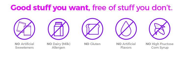 No Artificial Sweeteners, Gluten Free, Dairy Free Vitamins, Natural Gummy Vitamins