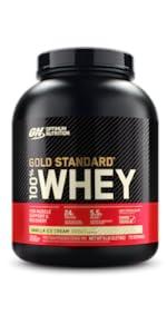 Gold Standard Whey Protein Powder
