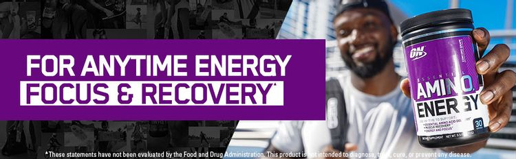 Amino Energy Optimum Nutrition Protein Powder