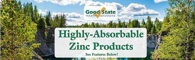 highly absorbable zinc products, high absorbing zinc, ionic zinc, liquid zinc