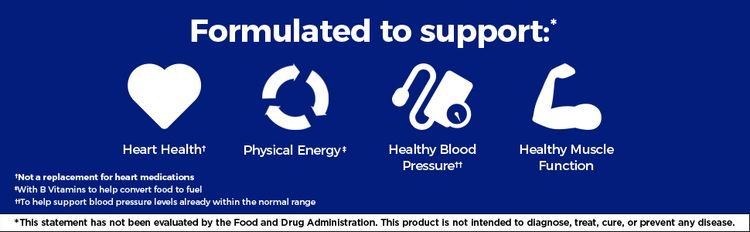 heart; health; physical; energy; muscle; function; immune; blood; pressure;