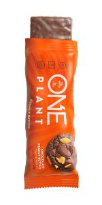 ONE, Plant-Based Protein, ONE Plant Bars, ONE Plant Protein Bars, Chocolate Peanut Butter, Snack Bar