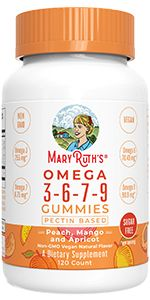omega maryruths organics vegan gummies kids vitamins omega health supplements gummy flax seed oil